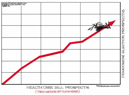 Dem Health Care vs. Re-Election Prospects