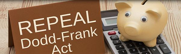 Dodd-Frank: Ripe for Repeal