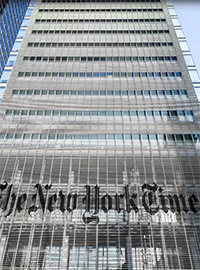 New York Times Purge Offers Ominous Warning