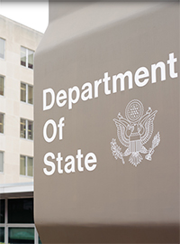 The State Department's War on Trump