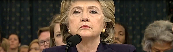 Hillary's Climate of Hate