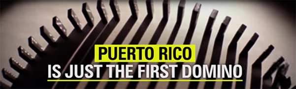 New Television Ad Warns About Dangerous Precedent That Would Be Set by Puerto Rico Debt Legislation