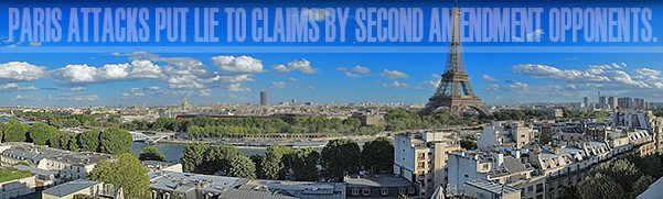 Paris Attacks Reframe Arguments Over 2nd Amendment, Israel