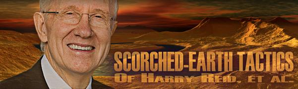 Senate Democrats and Scorched-Earth Judicial Politics