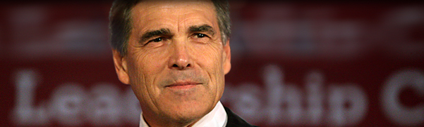The Unlikely Resurrection of Rick Perry