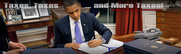 """White House: Obama """"Very Interested"""" in Unilaterally Raising Taxes"""