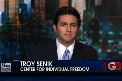 CFIF Contributing Editor Troy Senik on Glenn Beck