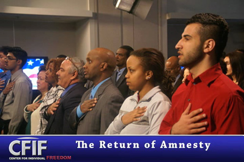 The Return of Amnesty