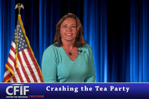 The Tea Party Movement: Myths vs. Reality