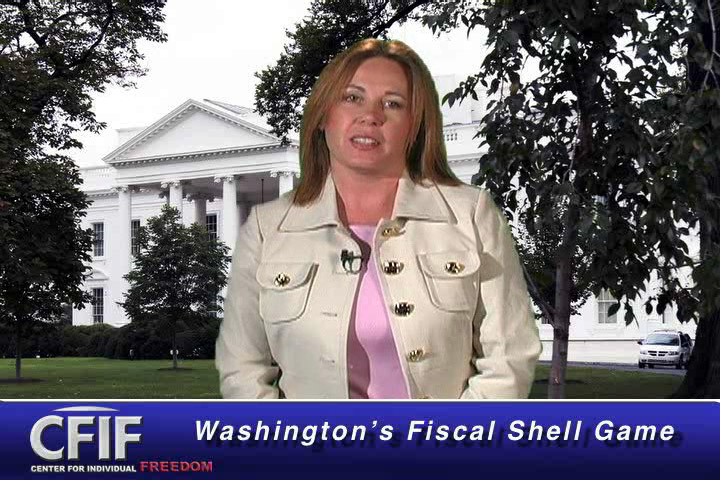 Washington's Fiscal Shell Game