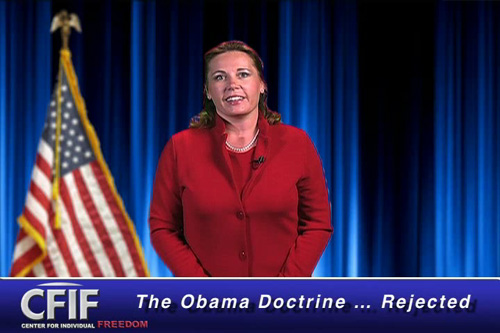 The Obama Doctrine ... Rejected