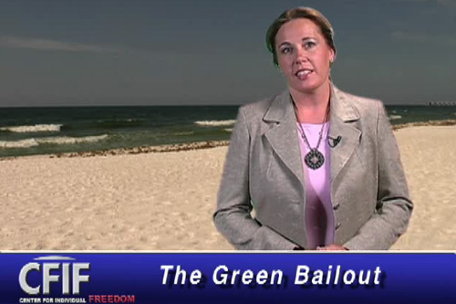 The Green Bailout