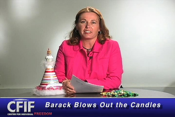 Obama's Top 10 Birthday Wishes