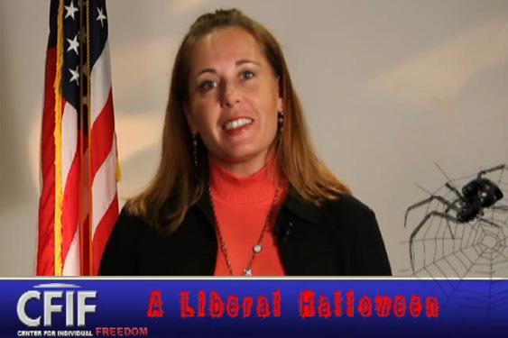 A Liberal Halloween