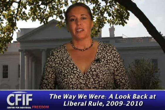 The Way We Were: A Look Back at Liberal Rule, 2009-2010