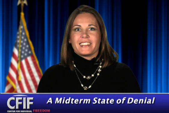 A Midterm State of Denial