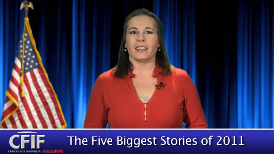 The Five Biggest Stories of 2011