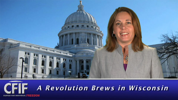 A Revolution Brews in Wisconsin