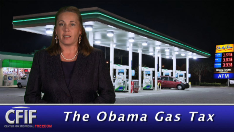 The Obama Gas Tax