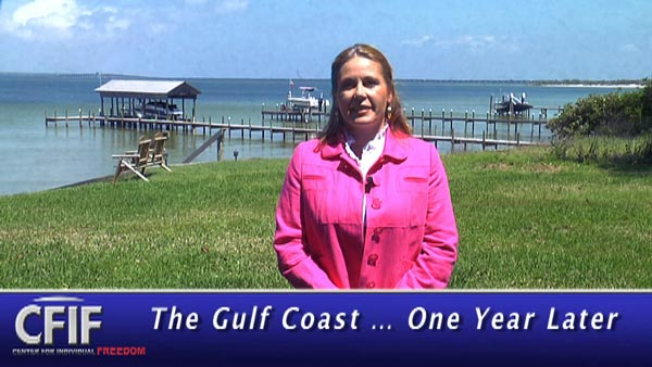 The Gulf Coast ... One Year Later