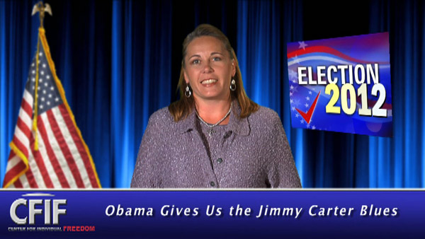Obama Gives Us the Jimmy Carter Blues