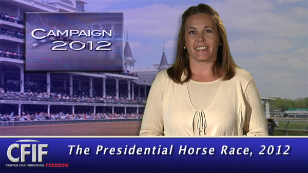 The Presidential Horse Race, 2012