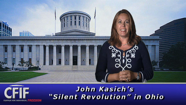 "John Kasich's ""Silent Revolution"" in Ohio"