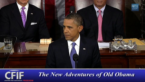 The New Adventures of Old Obama