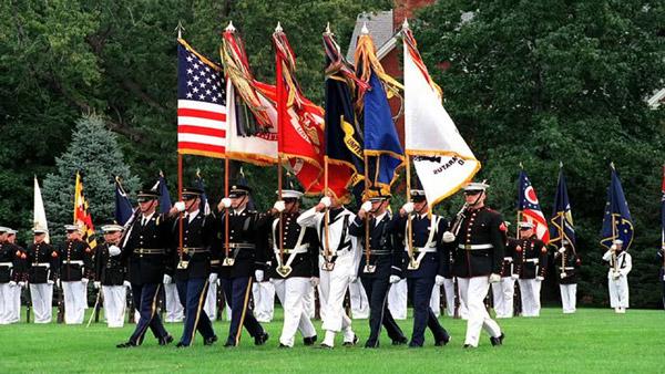 Saluting America's Heroes
