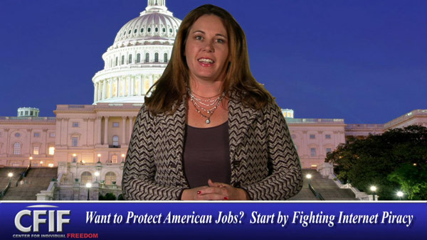 Want to Protect American Jobs? Start by Fighting Internet Piracy