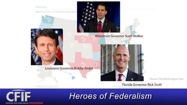 Heroes of Federalism