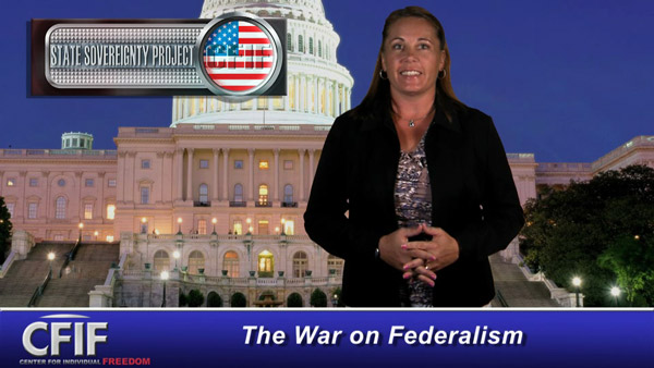 The War on Federalism