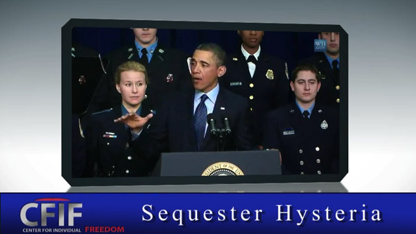 Sequester Hysteria
