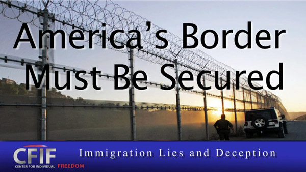 Immigration Lies and Deception