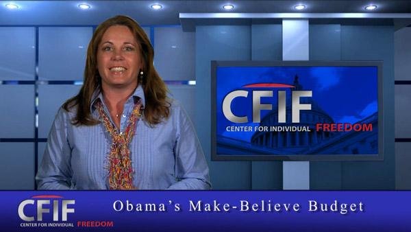 Obama's Make-Believe Budget