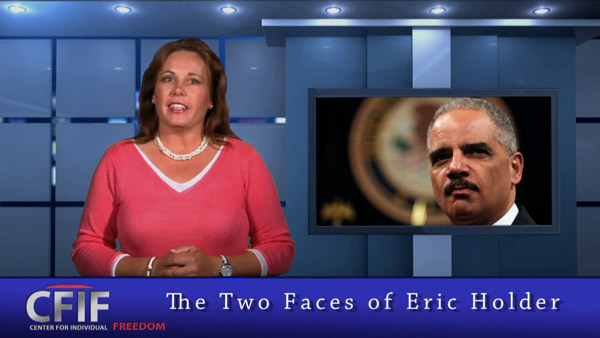 The Two Faces of Eric Holder