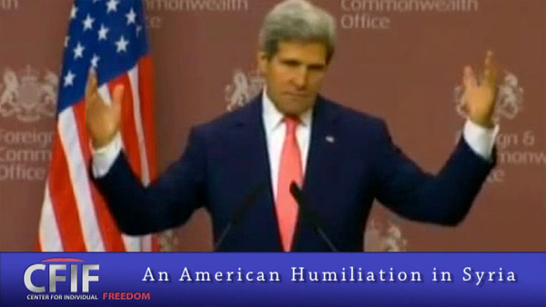 An American Humiliation in Syria