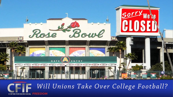 Will Labor Unions Take Over College Football?