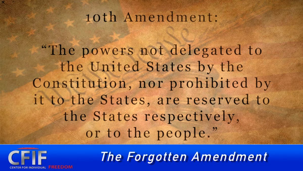 The Forgotten Amendment