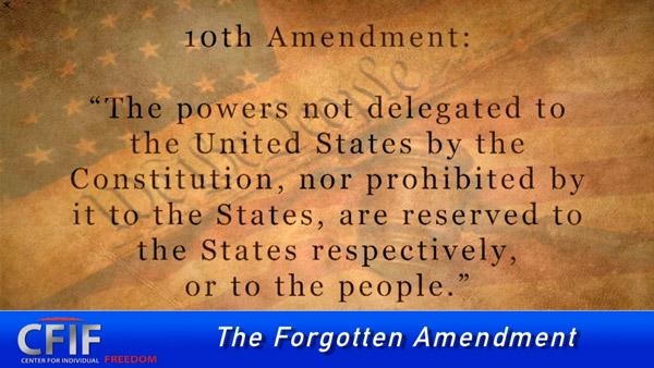 The Forgotten Amendment