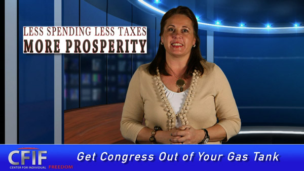 Get Congress Out of Your Gas Tank