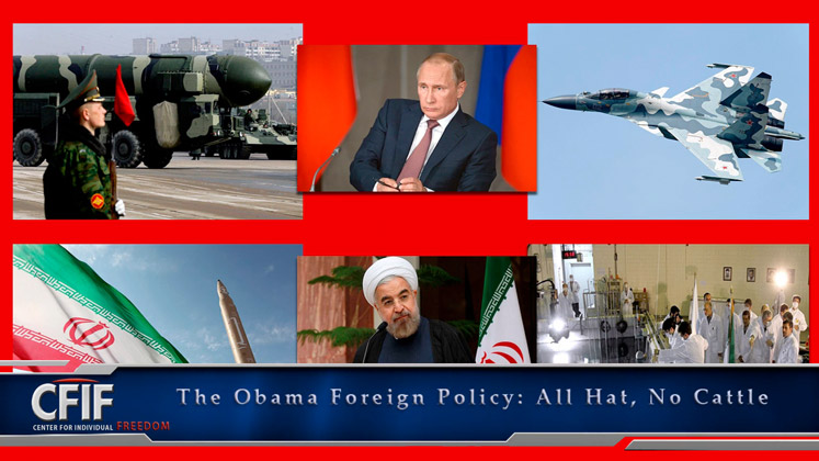 The Obama Foreign Policy: All Hat, No Cattle