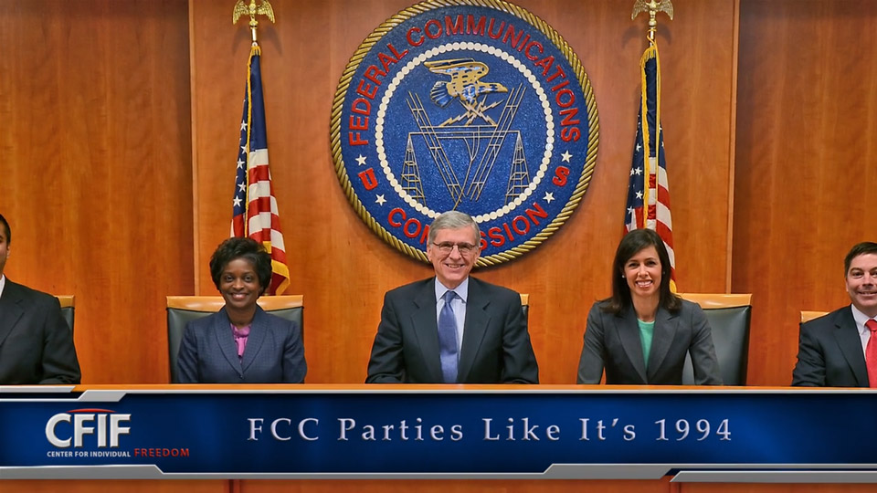 FCC Parties Like It's 1994